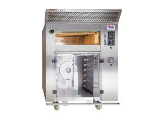 Modular electric deck oven modulo 1