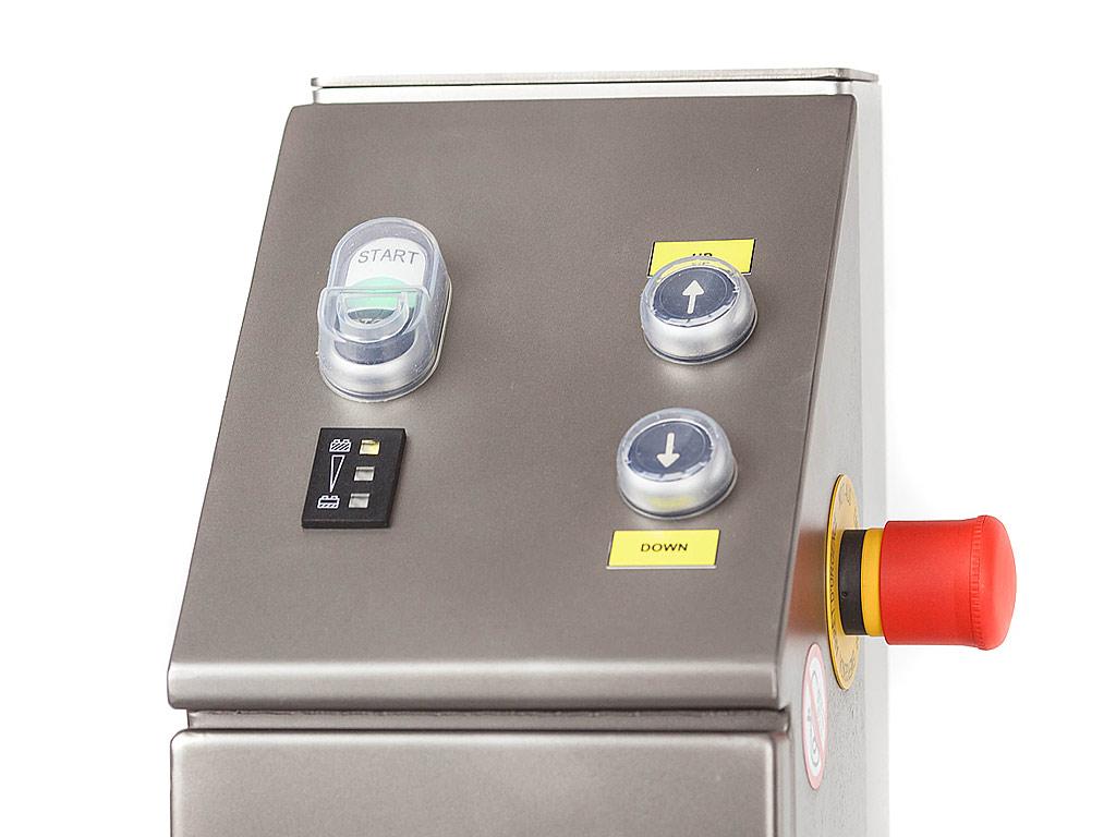bowl lifter control panel HUB-1