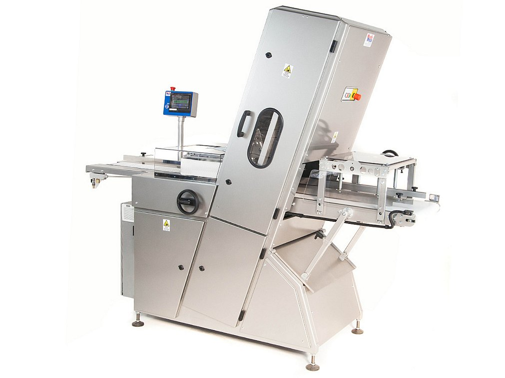Bread slicing machine - fast