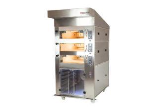 Deck oven modulo 2 4