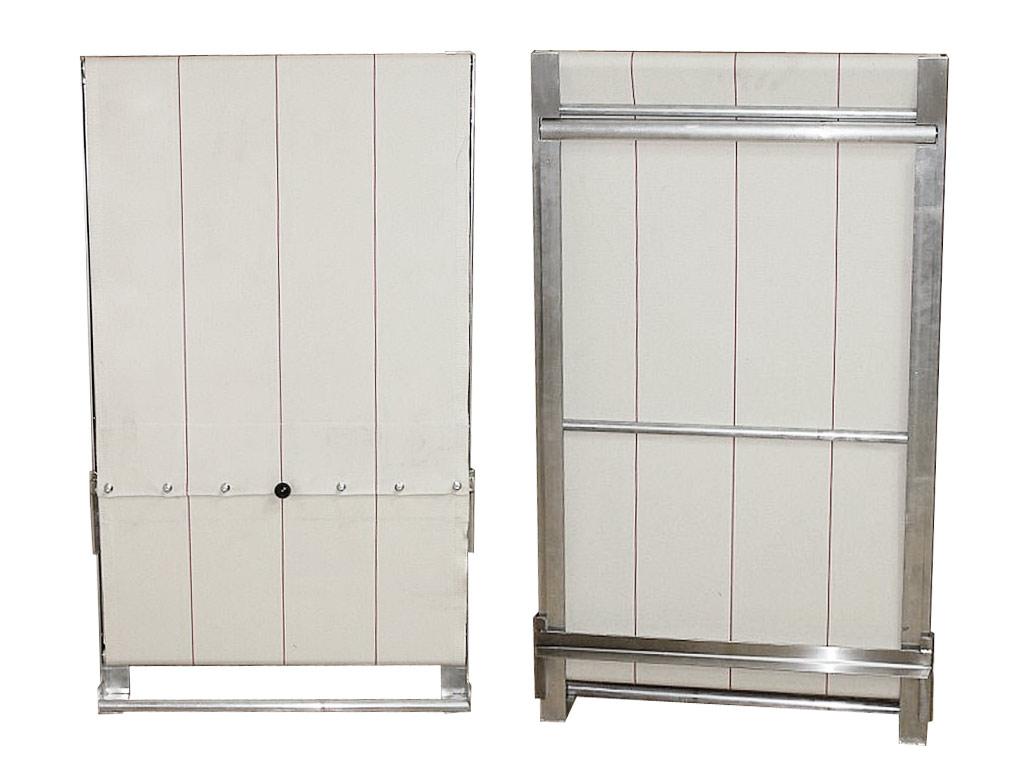 Manual oven loader front and back