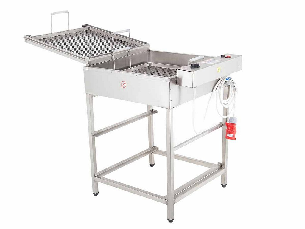 Doughnuts-fryers with-stand-SP-48-model