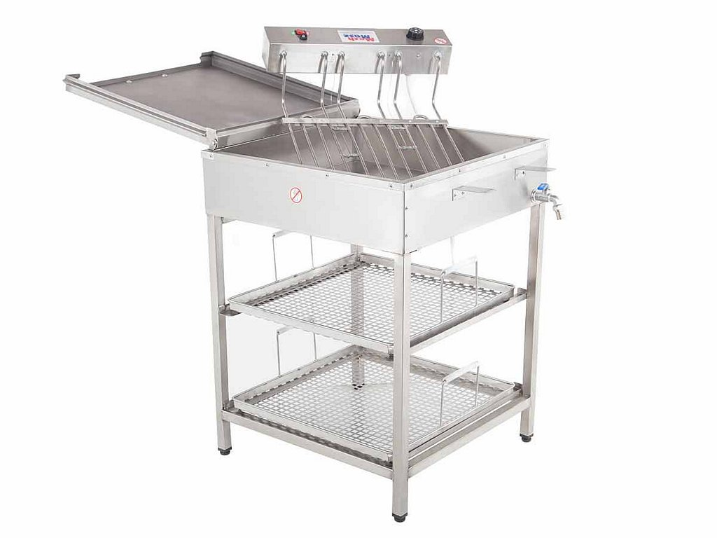 Doughnuts fryers with stand sp-48 heaters