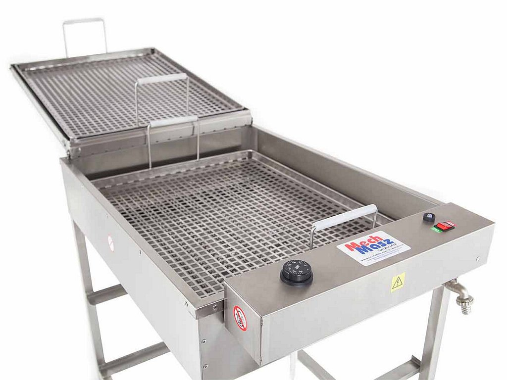 Doughnuts fryers with stand sp-60 top