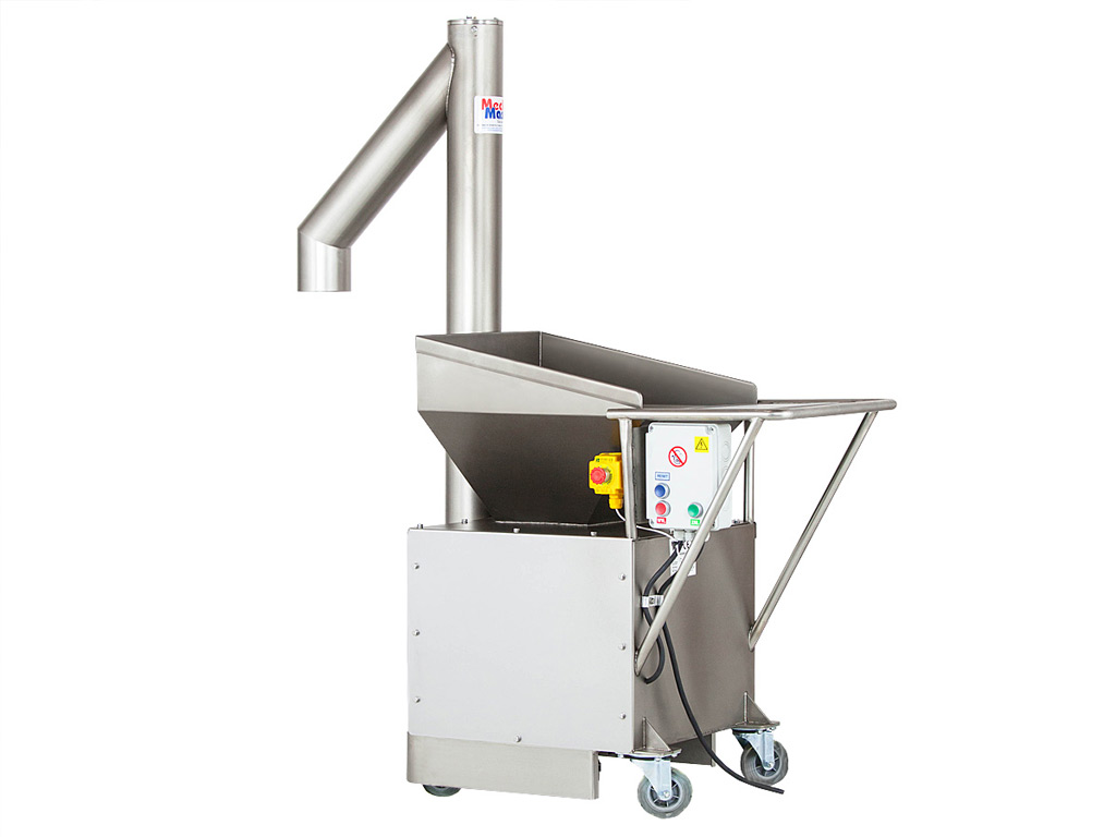 Flour sifter machine stainless steel