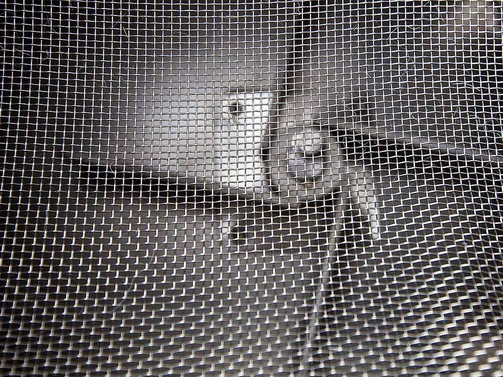 Flour sifter mesh