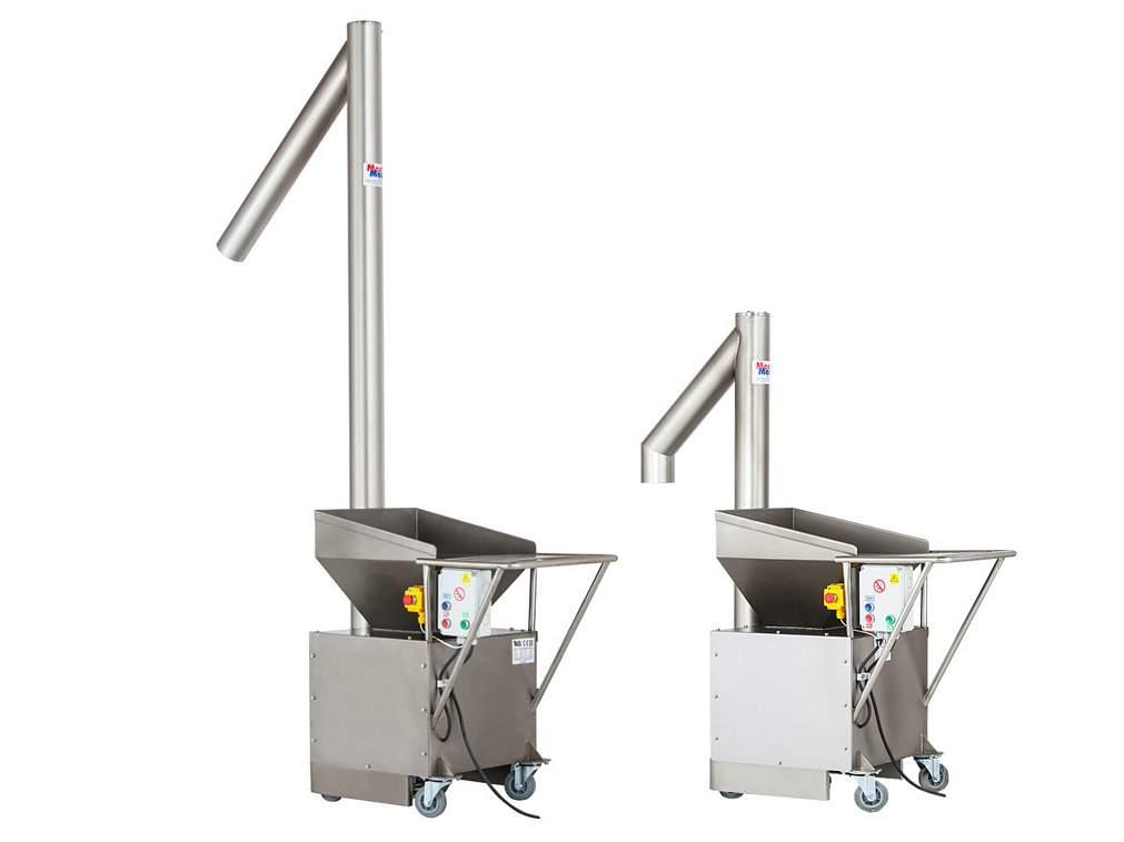 flour sifter 2 models - modification