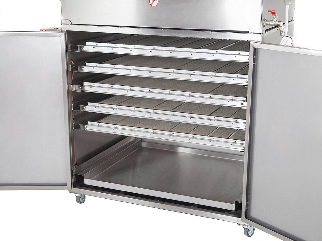 Fryers proofer for donuts
