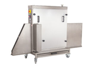 Cbp o oling system trays cleaner