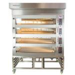 Electric modular deck oven MODULO-4